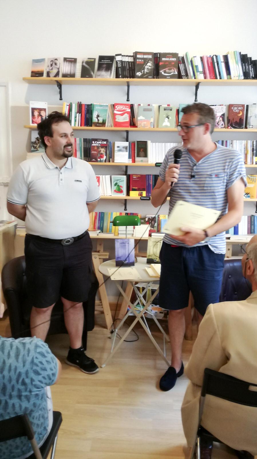 premiazione fiaba favola libreria di Milano